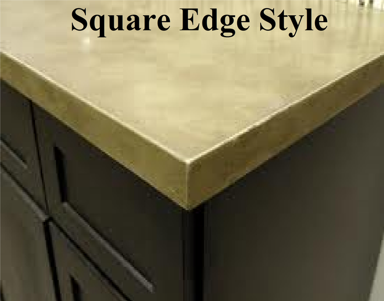 Granite Countertop Styles : Granite countertop inc edge style